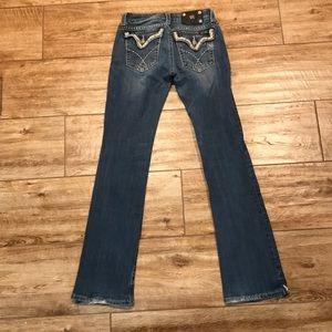 Juniors Miss Me jeans